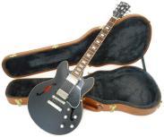 Gibson ギブソン メンフィス ES-339 サテン エボニー セミアコ ギター 弦楽器 演奏 ミュージック