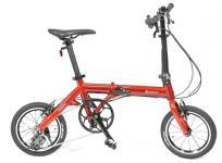 ルノー ULTRA LIGHT 7 Limited Edition 折りたたみ 自転車 赤の買取