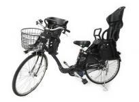 パナソニック 26型 電動アシスト自転車 ギュット・プラス グラマラスパープル BE-ENMP636P 大型