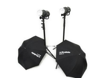 Profoto 250/500 D1 Studio kit ストロボキット