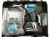 makita マキタ TD171DRGXW インパクトドライバー 電動工具 6.0Ah 18V