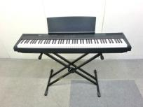 YAMAHA 電子ピアノ 88鍵 P-105 ブラック 2013年製