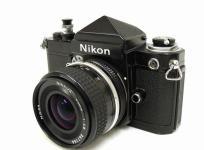 Nikon F2 ボディ ブラック 35mm F2.8 レンズ セット ニコン フィルム 一眼レフ カメラ