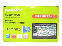 Panasonic パナソニック Gorilla ゴリラ CN-G1100VD SSD ポータブル カーナビ 7インチ