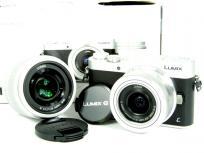 Panasonic LUMIX ミラーレス一眼 G DC-GF9W デジタル カメラ