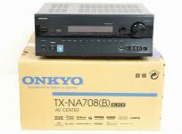 ONKYO オンキョー TX-NA708 AVセンター 音響機材 7.1ch対応の買取