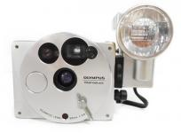 OLYMPUS O-Product デザイン カメラ コンパクト 35mm 1:3.5