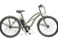 The PARK e-bike Eアシストバイク 電動 自転車 楽 大型