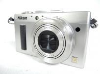 Nikon ニコン COOLPIX クールピクス A シルバー コンパクト デジタル カメラ