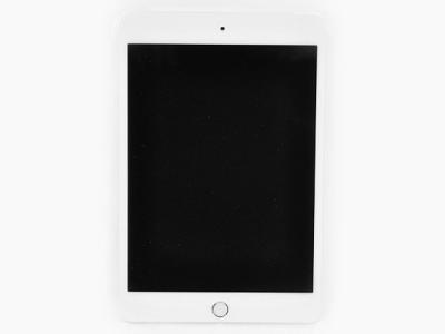 Apple iPad mini 4 NK732J/A 64GB SIMフリー シルバー タブレット 7.9型