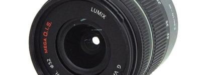 受賞セール Panasonic パナソニック H-FS014042 LUMIX G VARIO 14-42mm F3.5-5.6 レンズ