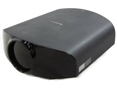 SONY VPL-VW1000ES ver.up済 ビデオプロジェクター 568時間 4K HDMI ケーブル付