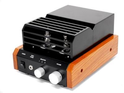 音の工房 SK-100-HB 真空管 アンプ ウッドタイプ 完成品