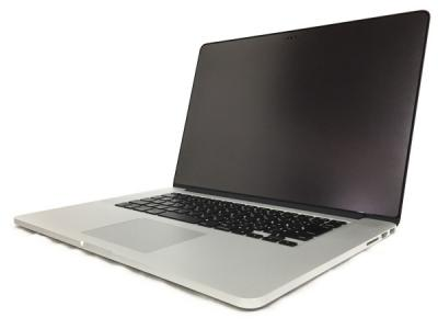 Apple MacBook Pro ME293J/A ノート PC 15.4型 Retina Late 2013 Core i7 4750HQ 2.0GHz 8GB SSD256GB High Sierra 10.13