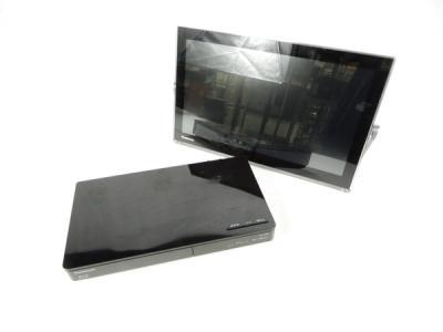 Panasonic パナソニック VIERA プライベートビエラ UN-15TD6-K ブラック 15V型 ポータブル 液晶 テレビ