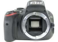 Nikon ニコン D5100 ボディ カメラ デジタル 一眼レフ ブラック デジイチ