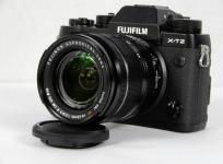 FUJIFILM X-T2 ミラーレス一眼 ボディ レンズ XF 18-55mm F2.8-4 セット カメラ