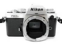 Nikon FM3A ボディ フィルム 一眼 レフ カメラ シルバー ニコン