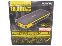 HITACHI PS-18000 ポータブルパワーソース 12V車専用
