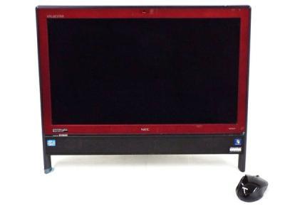 NEC VALUESTAR VN770/HS6R PC-VN770HS6R 液晶一体型 デスクトップ パソコン PC 21.5型 i7 2670QM 2.2GHz 8GB HDD2TB Win7 Home 64bit クランベリーレッド