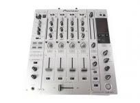 Pioneer パイオニア DJM-850 フルデジタル DJミキサー 本体 シルバー 器材 DJ機器