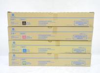コニカミノルタ TN324 純正トナー 4色セット ブラック シアン マゼンタ イエロー