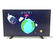 LG LED LDC カラーテレビ 4K 液晶TV 43UH6100 43V型 大型