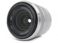 SONY 18-55mm 3.5-5.6 OSS SEL1855 Eマウント ズーム レンズ