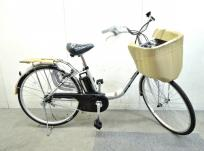 Panasonic パナソニック BE-ELTX633S ビビ TX 26型 電動 アシスト 自転車 モダンシルバー 大型