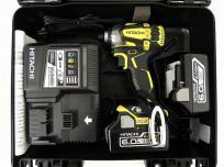 HITACHI 日立 工機 WH18DDL2 18V コードレス インパクト ドライバ 電動工具