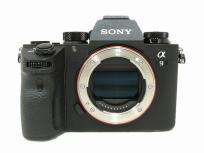SONY α9 ILCE-9 ボディ フルサイズ ミラーレス デジタル 一眼 カメラ アルファ ソニー 約2830万画素