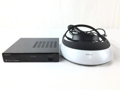 SONY ソニー Personal 3D Viewer HMZ-T2 ヘッドマウント ディスプレイ 3D対応