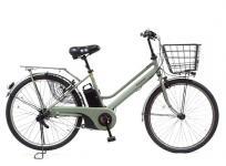 Panasonic パナソニック ティモ・S BE-ELST632 3 段変速 電動アシスト 自転車 楽 大型
