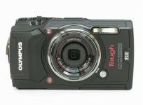 OLYMPUS オリンパス 防水カメラ tough TG-5 デジタル カメラ ブラック コンデジ デジカメ 4K 1200万画素 防塵 防滴