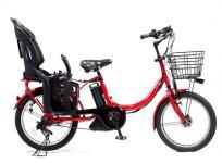 YAMAHA 電動 アシスト 自転車 PAS Babby PM20B レッド 楽 大型