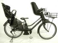 BRIDGESTONE ブリジストン HYDEE.II 電動アシスト 自転車 26型 3段変速 フロントチャイルドシート 大型の買取