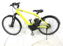 BRIDGESTONE ブリジストン REAlSTREAM 電動アシスト自転車 RS163 イエロー 26インチ 大型の買取