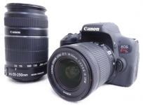 Canon キヤノン 一眼レフ EOS Kiss X8i ダブルズームキット デジタル カメラ