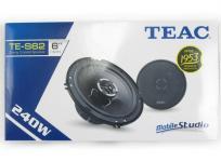 TEAC TE-S62 16センチ 2ウェイ Coaxial Speaker 4Ω スピーカー ペア