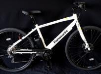 Panasonic パナソニック BE-ELHC49 電動 アシスト 自転車 ジェッター 大型の買取