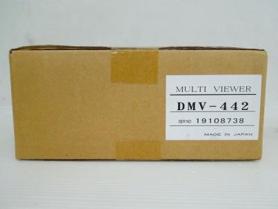 Artics アルテックス マルチビューワ DMV-442 NTSC 4入力 NTSC 出力