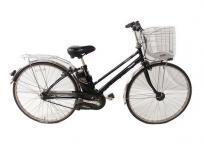Panasonic パナソニック 電動アシスト自転車 電動車 アシスト車 ViVi DX CITY ビビ デラックス シティ ピュアブラック BE-ENDT756B 27型 27インチ 8.9Ah 大型の買取
