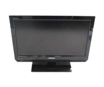 TOSHIBA 東芝 REGZA 19B3 液晶テレビ 19型 ブラック 家電 番組 録画 LEDバックライト 映像機器