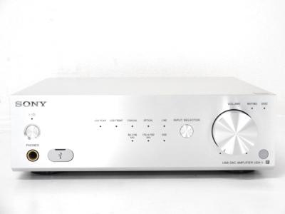 SONY ソニー USB DAC アンプ UDA-1 S アンプ システムステレオ シルバー