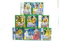 バンダイ 聖闘士聖衣神話 セイントクロスマイス 海闘士 8個セット フィギュアの買取