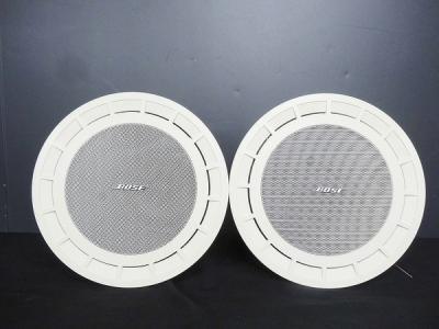 BOSE 111TR 天井埋込型 スピーカー ペア ボーズ 音響