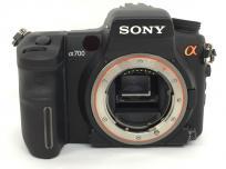 SONY α700 DSLR-A700 デジタル一眼レフカメラ VG-C70AM グリップ付き