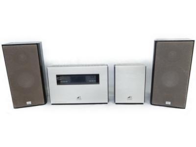 SHRAP シャープ Auvi アウビィ SD-NX20-N  コンポ CD MD シャンパンゴールド MD CD チューナー