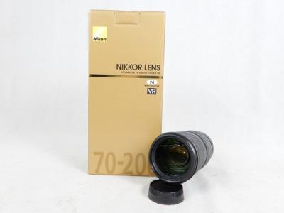 Nikon AF-S NIKKOR 70-200mm 4G ED VR 一眼 レフ カメラ レンズ