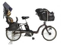 Panasonic ギュットミニ EN-ENMD035T 電動 アシスト 自転車 大型の買取